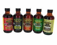 Jamaican Mango & Lime PURE Jamaican Black Castor Oil 4 oz