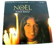 Vintage Joan Baez Noel LP Vinyl 1966 Ampex Music of Canada VSD-79230 Christmas