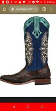 Amberlyn Lucchese cowboy boots Mens size 10.5 or women's 9B. Great condition