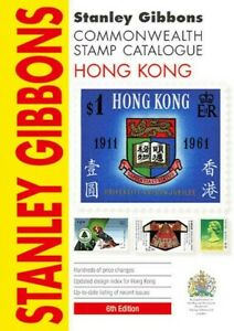 Hong Kong Stamp Catalogue-120 pages - 6th Edition by Stanley Gibbons - SAVE 10%