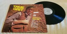 "Don Lee.""True Grit & Other Country Favorites"" 12"" Vinyl Record Lp"