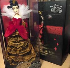 Queen Of Hearts Disney Villains Designer Collection Limited Doll