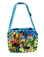 Disney Toy Story Boys Girls Insulated Lunch Bag Woody, Buzz Light Year Jesse Rex