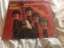 33 rpm record - Chet Atkins picks on the Beatles - LSP-3531 stereo - RCA Victor