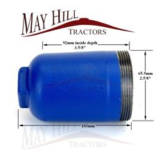 Ford 2000 2600 3000 3600 Tractor PTO Cap 65mm Thread x 103mm Long