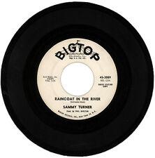 "SAMMY TURNER  ""RAINCOAT IN THE RIVER c/w FALLING""  DEMO  NORTHERN SOUL  LISTEN!"