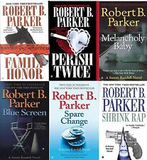 Sunny Randall Series Collection Set Books 1-6 Mass Paperback By Robert B. Parker