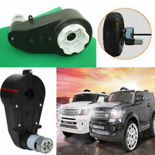 12 Volt 23000 RPM Electric Motor Gearbox for Ride On Bike/Car Toys Spare Parts
