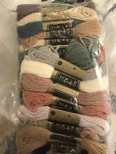 Ehrman YARN Only Woolpack Sheep Tapestry England 30+ skeins Anchor NEW