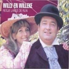 Willy & Willeke Alberti – Reisje Langs De Rijn 2CD HITS
