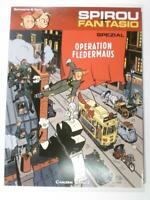 Spirou und Fantasio Spezial 9: Operation Fledermaus Carlsen 1.Auflage Z 1