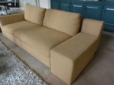 CASSINA Italian Designer Sofa by Philippe Starck Neutral 240cm Long BOWDON WA14