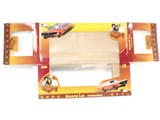 AUTOWORLD DUKES OF HAZZARD 1969 DODGE CHARGER GENERAL LEE 1:18 BOX ONLY