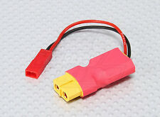 New JST Female in-line power XT60 Connector Adapter XT-60 Lipo Male US