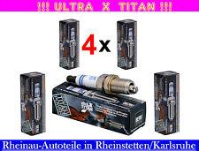 BERU-ULTRA X Titan- 4x Zündkerzen für ASTON MARTIN DB6 DBS 4.0 V8 ZAGATO Volant