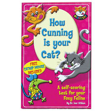 How Cunning Is Your Cat - IQ Test For Cats