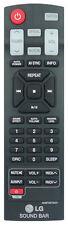 LG Genuine Sound Bar Remote Control for NB2530A, NB3530A & NB4530A