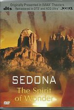 SEDONA THE SPIRIT OF WONDER DVD