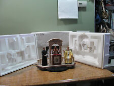 The Danbury Mint Pope John II 3 Milestones, Statue/Sculpture Brand NIB, USC#87