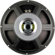 """NEW CELESTION BL15-400X 15"""" 400 watt Bass Guitar amp cabinet Speaker low bass"""