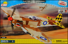 COBI Curtiss P-40 Warhawk (5519) - 265 elem. - WWII US fighter aircraft