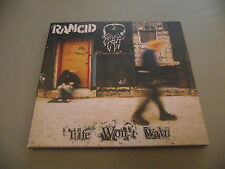 RANCID : VIDA GANADA'T WAIT ORIGINAL CD DIGIPAK 22 CANCIONES ÁLBUM EPITAFIO