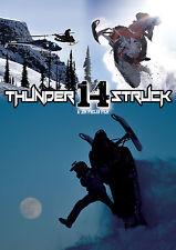 Thunderstruck 14, 13, 12, 11 and 10 DVD Klim Snowmobile DVD Package