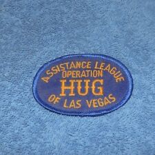 "Assistance League of Las Vegas ""Operation Hug"" Patch"
