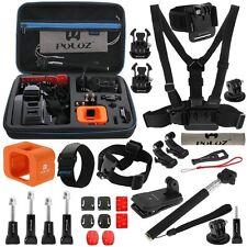 Kit Pack 28 accessoires caméras Eken, GoProHero 4 / Session