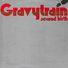 GRAVY TRAIN - SECOND BIRTH NEW CD
