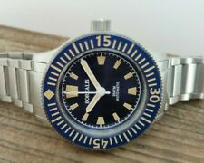 BOREALIS SEA Storm V2 Blue Dial Diver 300M Automatic Men's Watch NH35