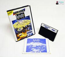 Sega Master System juego-Populous-completamente en Box OVP