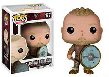 VIKINGS VINYL FIGURE POP FUNKO RAGNAR TRAVIS FIMMEL VICHINGHI SERIE TV STATUE #1