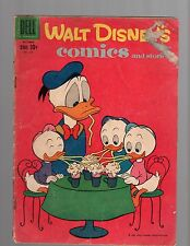 Walt Disney's Comics and Stories Comic Book - Number 229 - 1959 - good condition