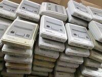 Super Famicom Lot of 10 Console Random FREE Shipping WORKING TESTED Nintendo SFC