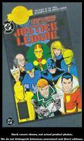 Millennium Edition: Justice League 1/A DC 2000 VF/NM Special Chromium Cover