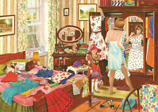 The House Of Puzzles - 1000 PIECE JIGSAW PUZZLE - Nothing To Wear