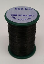 Black BCY .008 Spectra End Serving Material 150 Yards