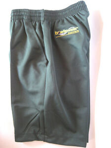 New! Bowlswear Men's Bottle Green Comfort Fit Shorts Only $42 with Free Postage!