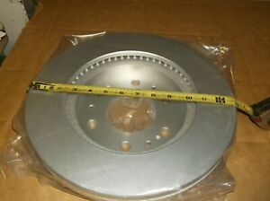 Escalade Coated Front Rotor Lot~19327371~Tahoe~Suburban~18A1705AC~OEM GM~05-2020