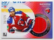 2013-14 KHL Gold Collection Part of the Game #JRS-030 Jakub Klepis 076/175
