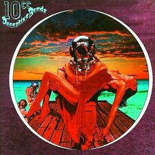 10CC DECEPTIVE BENDS 3 Extra Tracks REMASTERED CD NEW