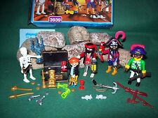 Playmobil Piratenlagune 3939-A/2000, komplett mit Orig.-BA und OVP!
