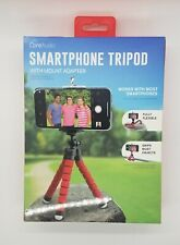 COREAUDIO SMARTPHONE TRIPOD WITH MOUNT ADAPTER RED