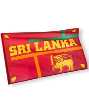 Cricket Australia Sri Lanka Game Flag One Size