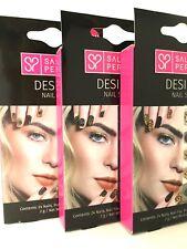 Salon Perfect Design Artificial Nail Set