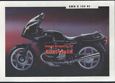 Genuine BMW R100RS (1992) Dealers Sales Brochure R 100 RS Boxer Twin 1000 AC54