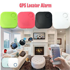 4X Anti-lost Bluetooth Smart Tracker Pet Kid Wallet Key Locator GPS Finder Alarm