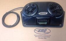 UTV Stereo, Golf Cart Stereo, Polaris RZR Stereo, Polaris Ranger P/N: 12595-MIL