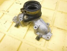 1988 ARCTIC CAT 440 JAG snowmobile parts: INTAKE MANIFOLD w carb rubber
